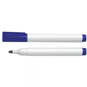 913103 Permanent marker 130 weiß blau