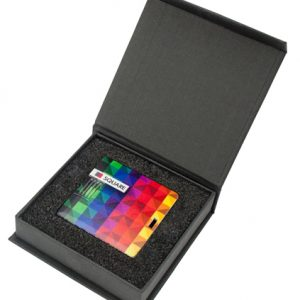 Gift Box USB Square Card