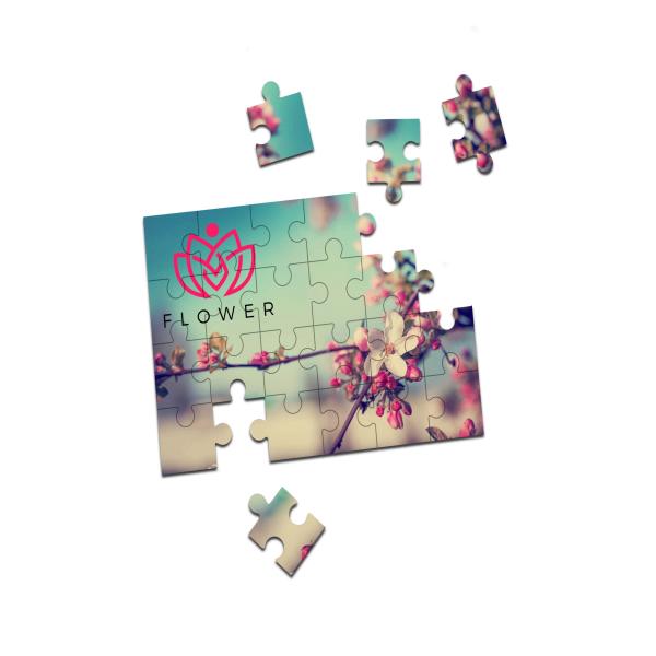 Magnet Puzzel Flower