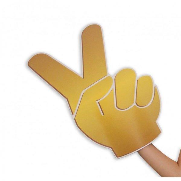 cheering hand 3