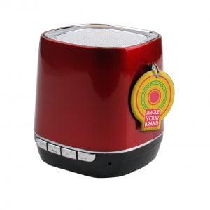 jingle speaker red