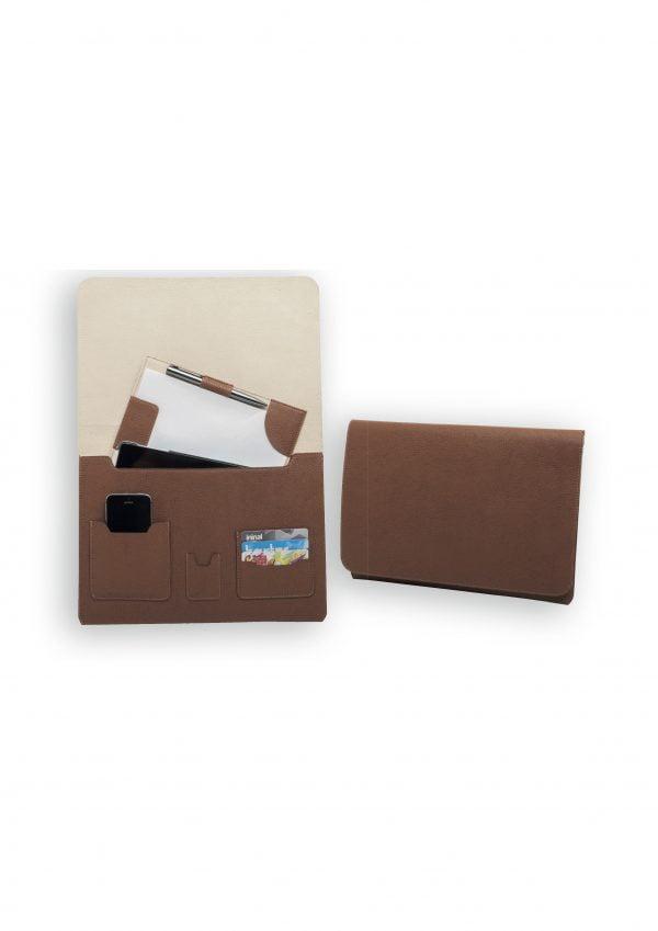 leather organizer folder