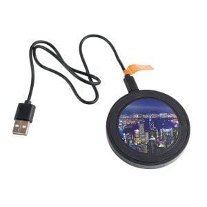 wireless charger jill opdruk