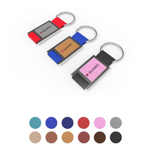 key ring quadro leather primary attc0glqj3pp4j4pd