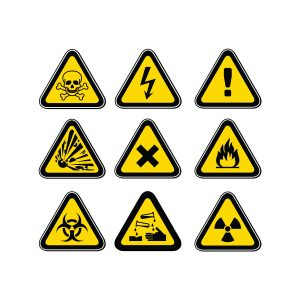 warning magnet triangle 90 x 81 mm atts1jl8plbnmmqz6