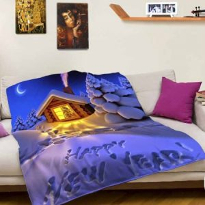 Digital Printed Polar Fleece Double Layer Blankets 6 800x450
