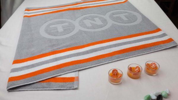 Jacquard Emboss Weaving Towels 2