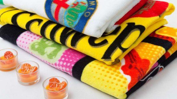 Printed Towels 4