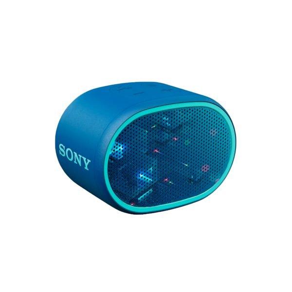 sony XB01 blauw