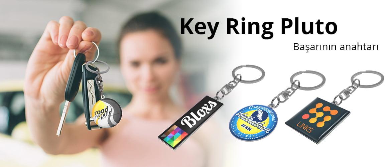 Key Ring Pluto TR