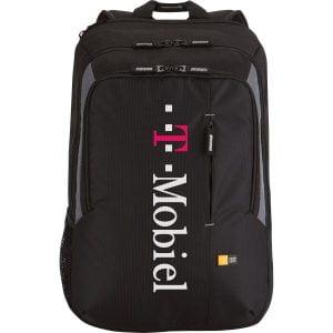 """case logic laptop backpack 17"""" attulprbkdanim7ec"""