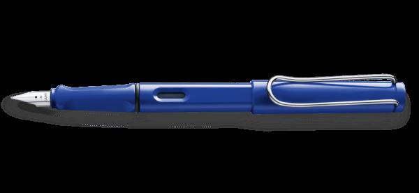 lamy 014 safari fountain pen blue 1 12