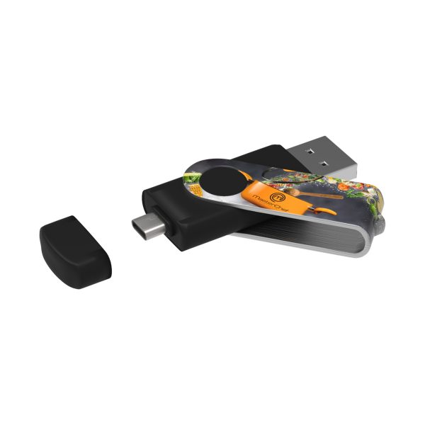 USB Stick Twister C MaxPrint 1